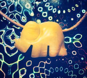 Annas Jade- Elefant