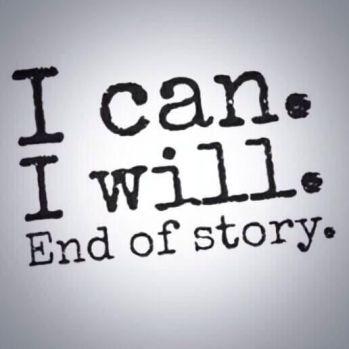 Ich kann - Ich werde