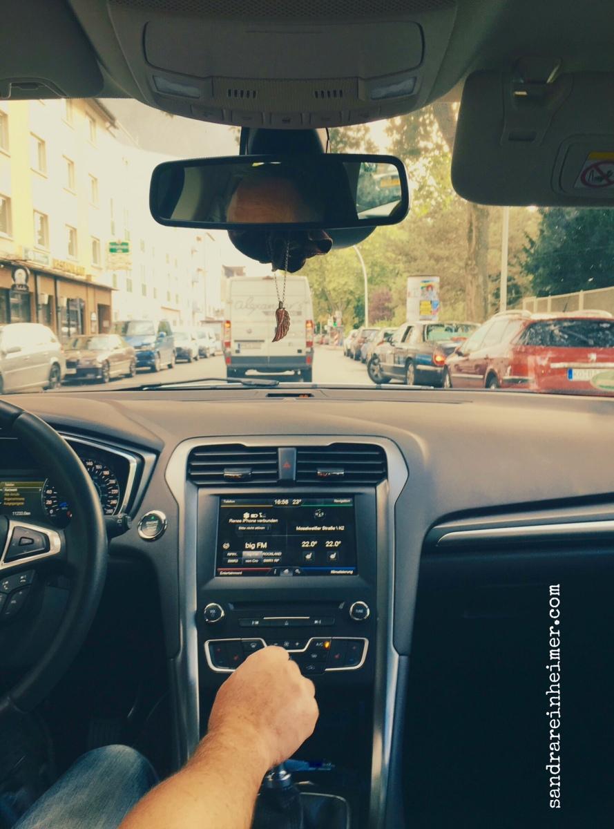Angst vorm Autofahren